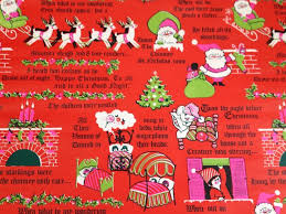 christmas gift wrap sale 125 best vintage gift wrap images on