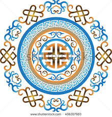 mongolian ornament stock images royalty free images vectors