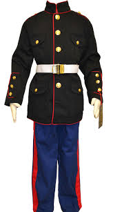 dress blue uniform toddler and youth sizes