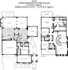 Pardee Homes Floor Plans Acacia Community In Nevada Trails Las Vegas