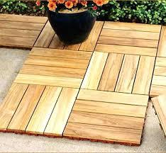 Wood Patio Flooring by Deck Tiles Over Concrete Patio U2013 Smashingplates Us