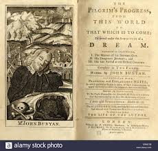 the pilgrims book bunyan title page of the writer s book the