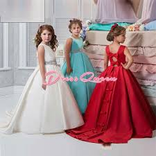 pageant dresses for 2017 blue pageant dresses gown flower girl dresses bow