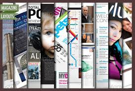 10 full magazine layout templates for indesign by cursiveq designs