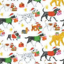 dachshund christmas wrapping paper christmas gift wrap christmas shop caspari