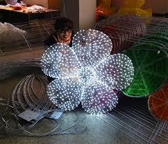Christmas Rope Light Shapes by Handmade Led Rope Lights White Flower Shape Motif Led Lights Buy