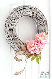 coloring pages ideas for front door wreath diy fall winter front