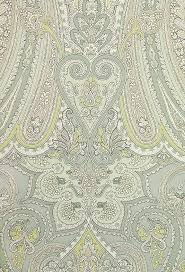 mulberry paisley wallpaper large bold paisley design wallpaper in