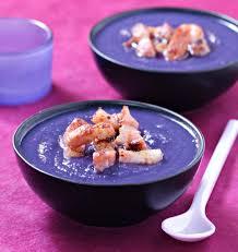 cuisine chou soupe de chou aux lardons fumés les meilleures recettes de