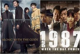 Along With The Gods Along With The Gods 1987 Dominate Korean Box Office
