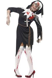 Halloween Zombies Costumes Zombie Bloody Sister Mary Costume Halloween Zombie