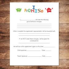 love contract template template design