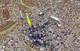 Downtown Houston Map Bravery Chef Hall Nextseed