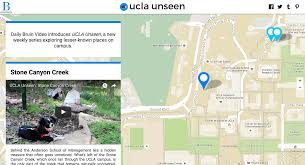 Map Of Ucla Frank Chen