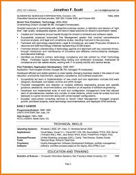 Director Of It Resume Resume Examples For Experienced Professionals It 2014 2017 Peppapp