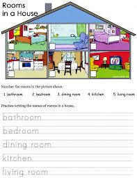 rooms in the house pictures of rooms in a house a schematic diagram of a house