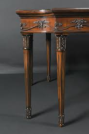 antique french dining table and chairs ideas of french dining table louis xvi neoclassical about antique