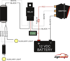 relay wiring diagram 87a volvo 240 tachometer unusual 12v auto