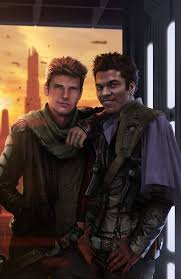 Lando Calrissian Meme - young han solo and lando calrissian look like two frat boys