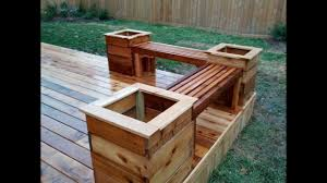 cedar deck build youtube