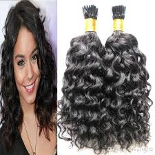 glue in extensions black i tip human hair extensions 100s pre bonded fusion