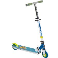 minions 2 wheel folding scooter walmart com
