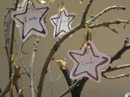 wishing tree cards new year s craft