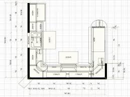 kitchen with island floor plans kitchen breathtaking u shaped kitchen with island floor plans