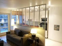 cloison vitree cuisine salon 0 nos r233alisations verri232re