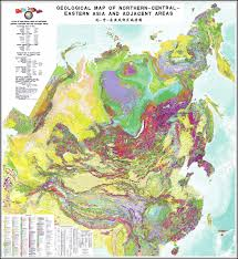 Map Of The Asia by Atlas Of Geological Maps Of Asia And Adjacent Areas Pdf Download