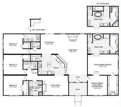 floorplans for homes the mulberry modular home floor plan jacobsen homes this is