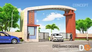 Row Houses Elevation - 3d elevation design gate designs stunning project on oemhrbi