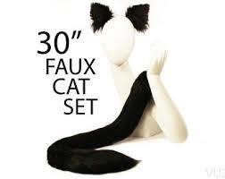 Kitten Halloween Costume Cat Costume Etsy