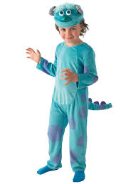 sully costume monsters inc sully disney fancy dress play party
