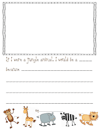 kinder writing paper if i were a jungle animal pdf google drive teaching 3 concept that the alphabet represents the sounds of spoken language and the letters of written language c 4 uses writing to represent thoughts or ideas