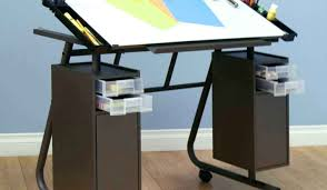 Split Level Drafting Table Desk Mesmerizing Split Level Desk For Inspirations Desk Ideas