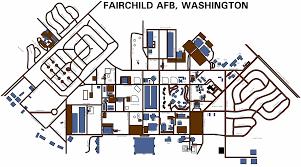 Spokane Washington Map Spokane Wa And Fairchild Air Force Base A Militarized Economy