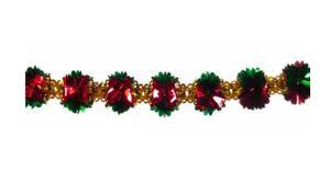 sukkah decorations assorted colors foil garland sukkah decoration