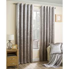 Plum Velvet Curtains Homemaker Velva Bronze Plum Silver Lined Ready Made Eyelet