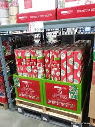 reversible christmas wrapping paper wrapping essentials at bj s wholesale club