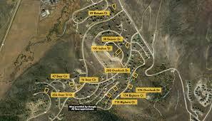 Granby Colorado Map by Colorado Developement Land Williams Auction