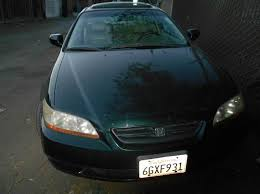 2000 honda accord ex v6 2dr coupe in san jose ca crow s auto sales