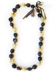 kukui nut hawaiian kukui nut leis bracelets and shell necklaces