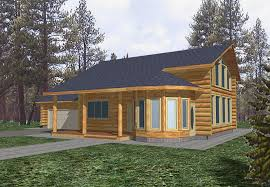 marvelous log home floor plans with basement inspiring ideas 13