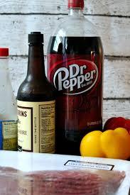 dr pepper backyard bash recipes