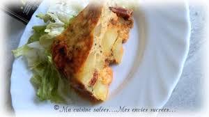 la cuisine de mes envies tortilla pommes de terre chorizo au multicuiseur ma cuisine