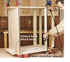 How To Install A Lock On A Cabinet Door Make Cabinets The Easy Way Wood Magazine