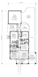 house plans with porte cochere portfolio1 jacqueline interior