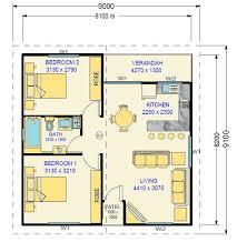 Granny Flat Floor Plans 1 Bedroom 319 Best Rautiki Plans Images On Pinterest Small Houses