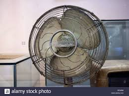mitsubishi vietnam old mitsubishi electric standing fan in saigon vietnam stock